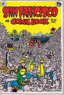 San Francisco Comic Book #5 Comic Book