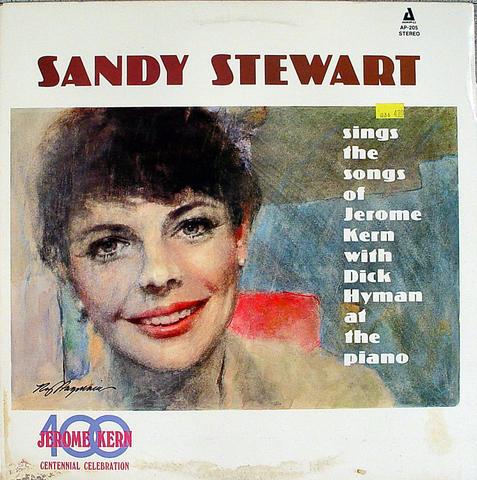 """Sandy Stewart Vinyl 12"""" (Used)"""