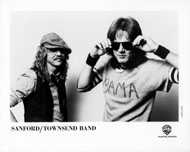 Sanford Townsend Band Promo Print