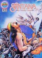 Santana No. 1 Magazine