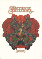 Santana Greeting Card