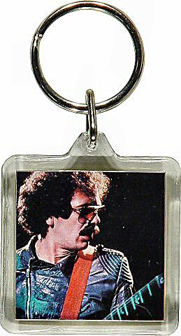 Santana Keychain reverse side