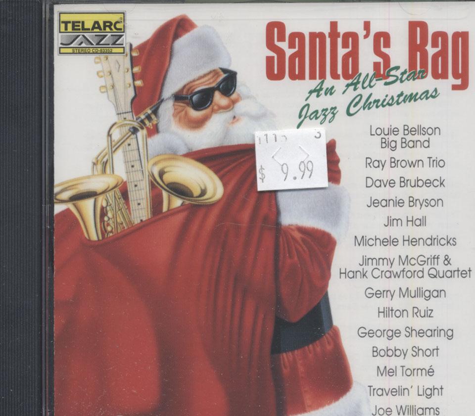 Santa's Bag: An All-Star Jazz Christmas CD