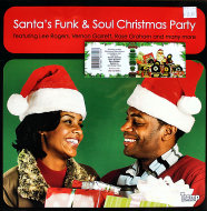 "Santa's Funk & Soul Christmas Party Vinyl 12"" (New)"