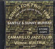 Santes & Sunny Murray CD