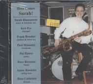Sarah Bissonnette CD