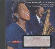 Sarah Vaughan / Lester Young CD