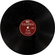"""Sarah Vaughan Vinyl 10"""" (Used)"""