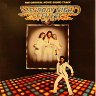 "Saturday Night Fever Vinyl 12"" (Used)"