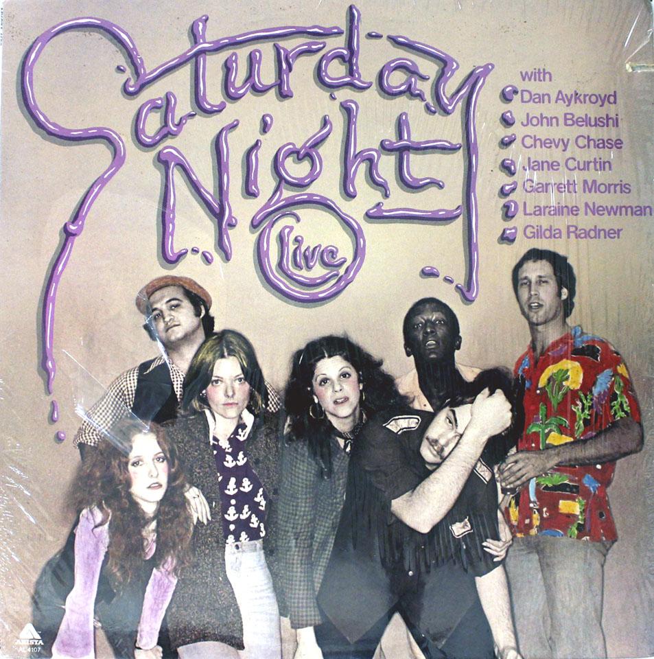 "Saturday Night Live Vinyl 12"" (Used)"