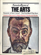 Saturday Review of The Arts Magazine