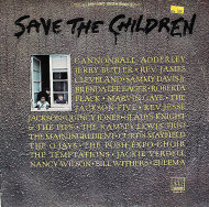 "Save the Children Vinyl 12"" (Used)"