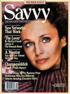 Savvy Magazine January 1980 Magazine