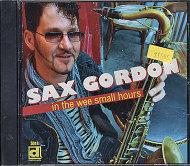 Sax Gordon CD