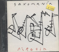 Saxomania CD