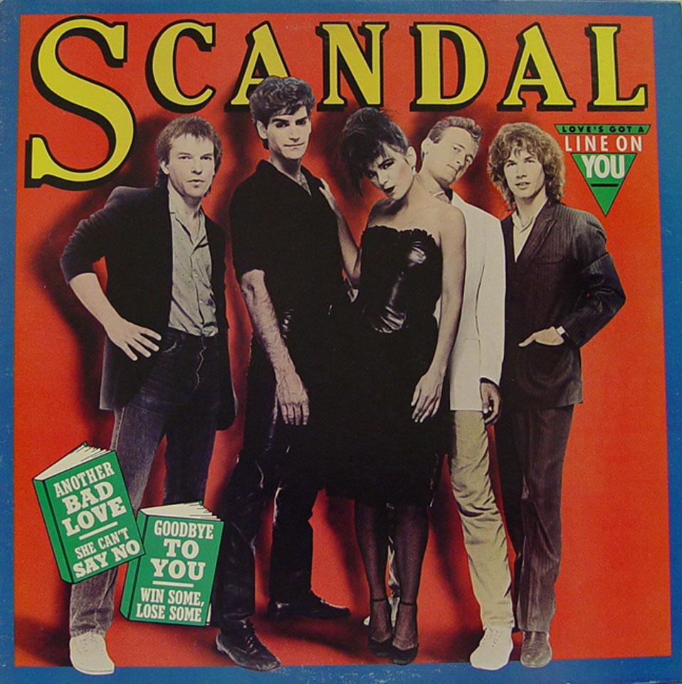 "Scandal Vinyl 12"" (Used)"