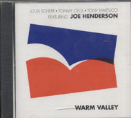 Scherr/ Cecil/ Martucci CD