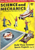 Science and Mechanics Vol. XXIV No. 3 Magazine