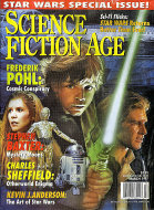 Science Fiction Age Vol. 5 No. 3 Magazine