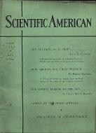 Scientific American Magazine August 1932 Magazine