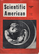 Scientific American Magazine December 1943 Magazine