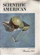 Scientific American Magazine December 1955 Magazine