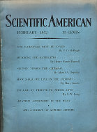 Scientific American Magazine February 1932 Magazine