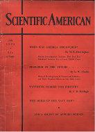 Scientific American Magazine July 1932 Magazine