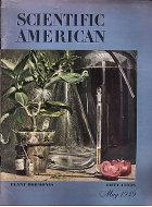 Scientific American Magazine May 1949 Magazine