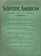 Scientific American Magazine October 1931 Magazine