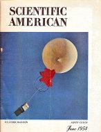 Scientific American Vol. 191 No. 6 Magazine