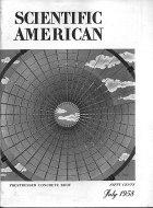 Scientific American Vol. 199 No. 1 Magazine
