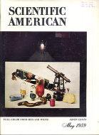 Scientific American Vol. 200 No. 5 Magazine