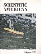 Scientific American Vol. 201 No. 2 Magazine