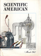 Scientific American Vol. 206 No. 3 Magazine