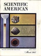 Scientific American Vol. 208 No. 3 Magazine