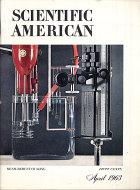 Scientific American Vol. 208 No. 4 Magazine