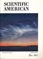 Scientific American Vol. 208 No. 6 Magazine