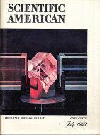 Scientific American Vol. 209 No. 1 Magazine