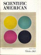 Scientific American Vol. 209 No. 4 Magazine