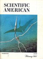 Scientific American Vol. 244 No. 2 Magazine