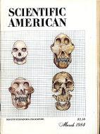 Scientific American Vol. 250 No. 3 Magazine