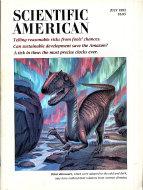 Scientific American Vol. 269 No. 1 Magazine