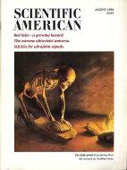 Scientific American Vol. 271 No. 2 Magazine