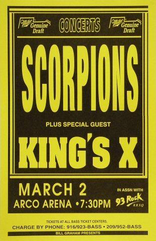 Scorpions Poster