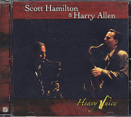 Scott Hamilton & Harry Allen CD