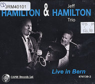 Scott Hamilton & Jeff Hamilton Trio CD