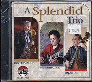 Scott Hamilton / Howard Alden / Frank Tate CD