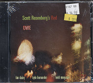 Scott Rosenberg's Red CD