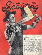 Scouting Vol. 30 No. 8 Magazine